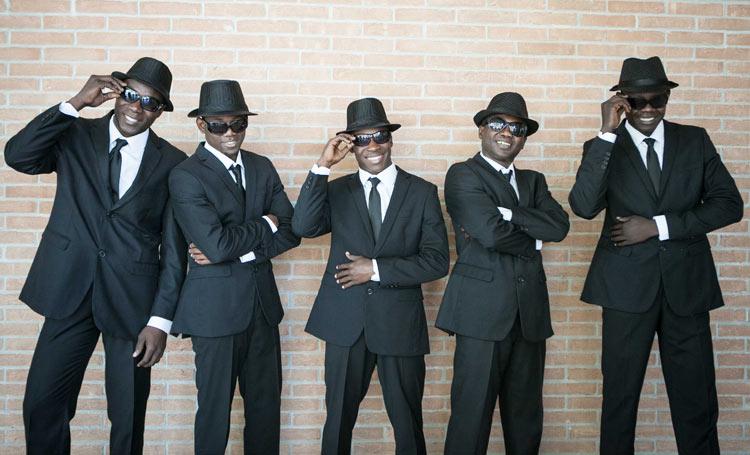 Black Blues Brothers Tour